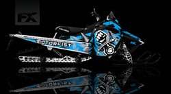 ArcticFX Graphics Reveals New Custom Industry Sled Wrap Designs for MotorFist?